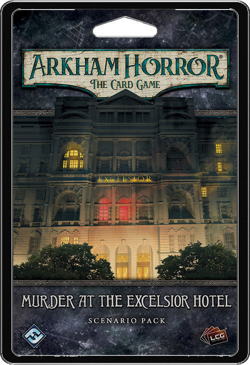 Arkham Horror LCG - Murder at the Excelsior Hotel Expansion