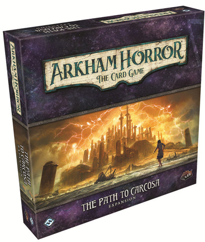 Arkham Horror LCG Path to Carcosa