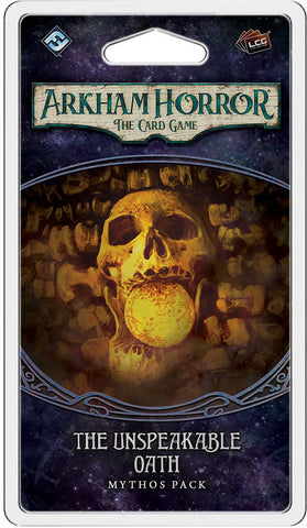 Arkham Horror LCG The Unspeakable Oath