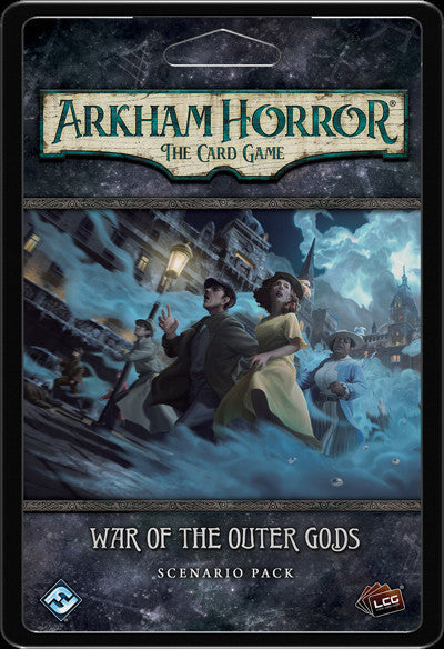 Arkham Horror LCG - War of the Outer Gods