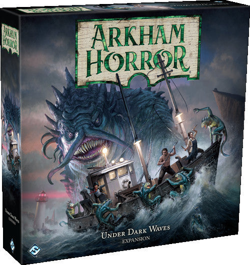 Arkham Horror Under Dark Waves