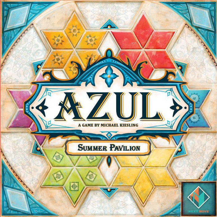 Azul Summer Pavilion - Boardom Games