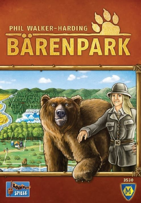 Barenpark - Boardom Games