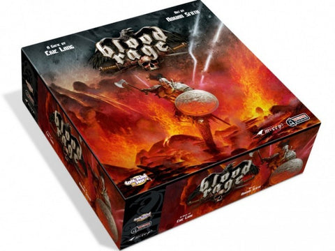Blood Rage Core Box