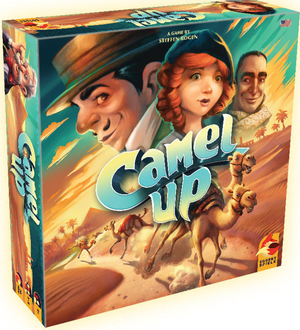 Camel Up - Boardom Games