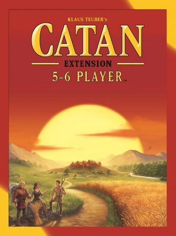 Catan 5-6 Player Extension 5th Edition
