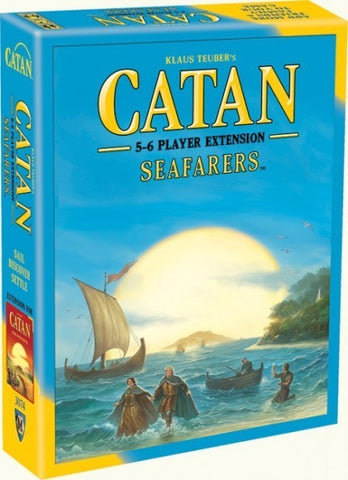 Catan Seafarers 5-6 Player Extension 5th Edition