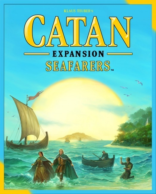Catan Seafarers 5th Edition - Boardom Games