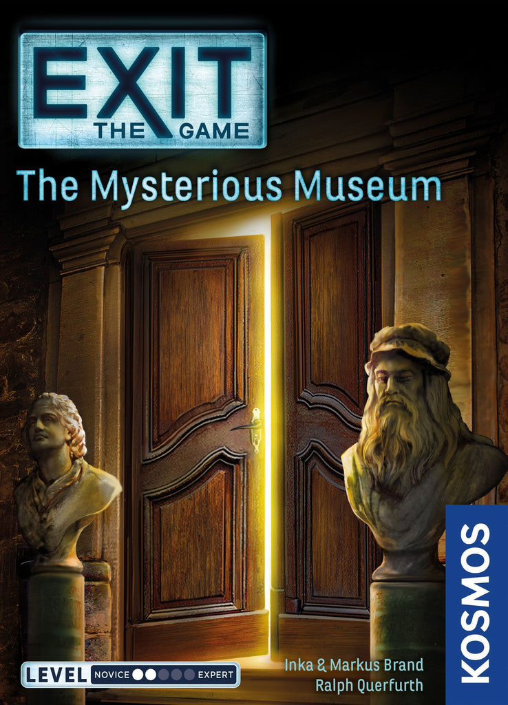 Exit the Game: the Mysterious Museum - Boardom Games