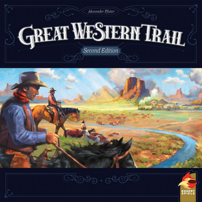 Great Western Trail New Edition