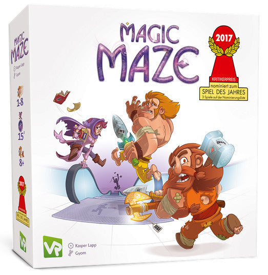 Magic Maze - Boardom Games