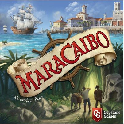 Maracaibo - Boardom Games