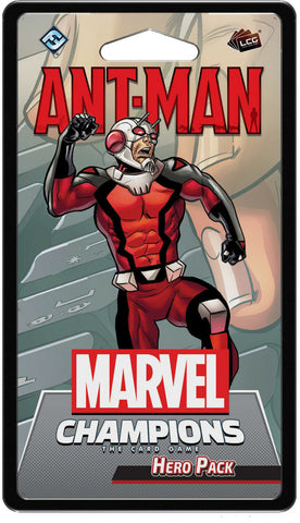 Marvel Champions LCG - Ant Man Hero Pack