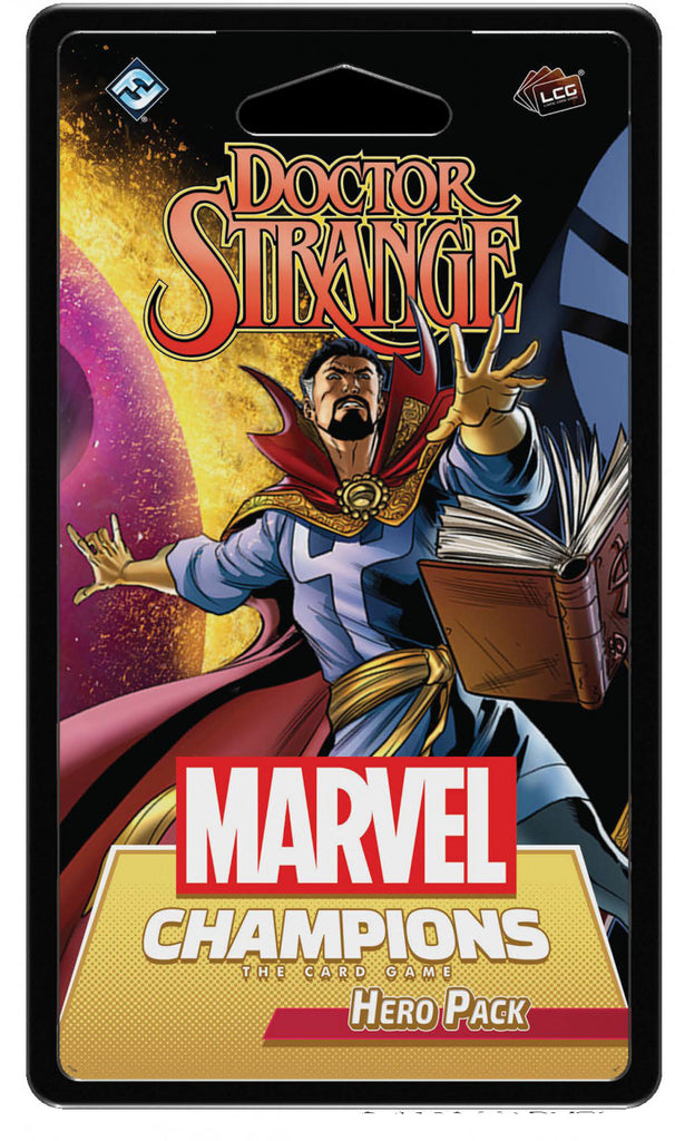 Marvel Champions LCG - Dr. Strange Hero Pack - Boardom Games
