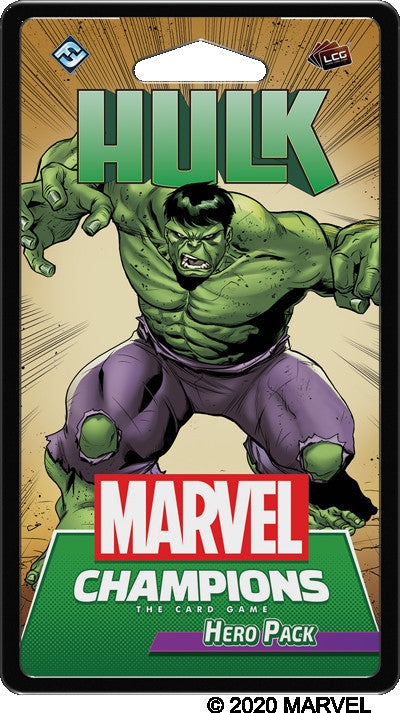 Marvel Champions LCG - Hulk Hero Pack - Boardom Games