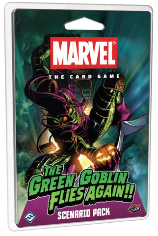 Marvel Champions LCG - The Green Goblin Scenario Pack - Boardom Games
