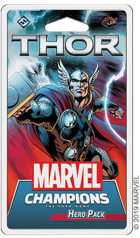 Marvel Champions LCG - Thor Hero Pack - Boardom Games