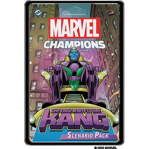 Marvel Champions - Once and Future Kang Expansion