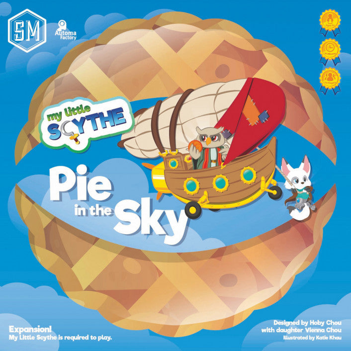 My Little Scythe - Pie in the Sky Expansion