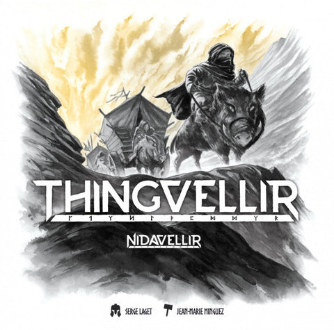 Nidavellir - Thingvellir Expansion