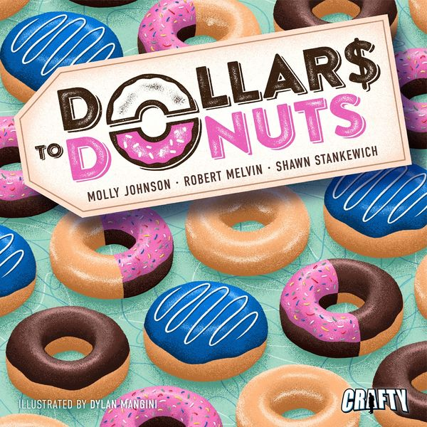 Dollars to Donuts Deluxe Edition + Expansions