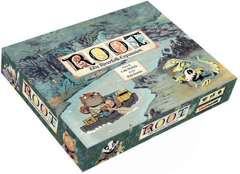 Root: Riverfolk Expansion - Boardom Games