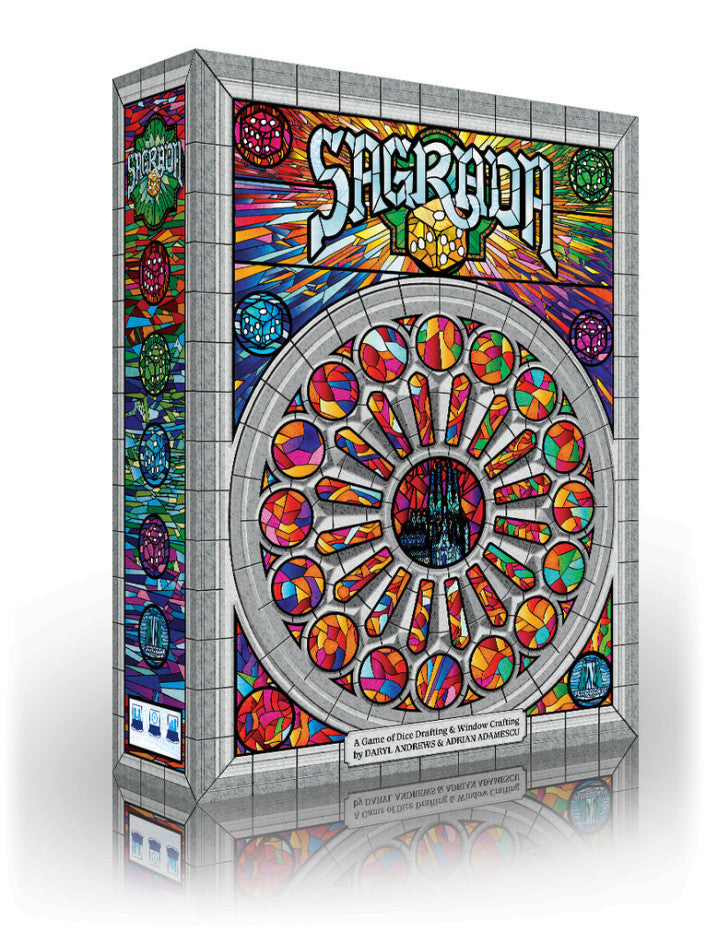 Sagrada - Boardom Games