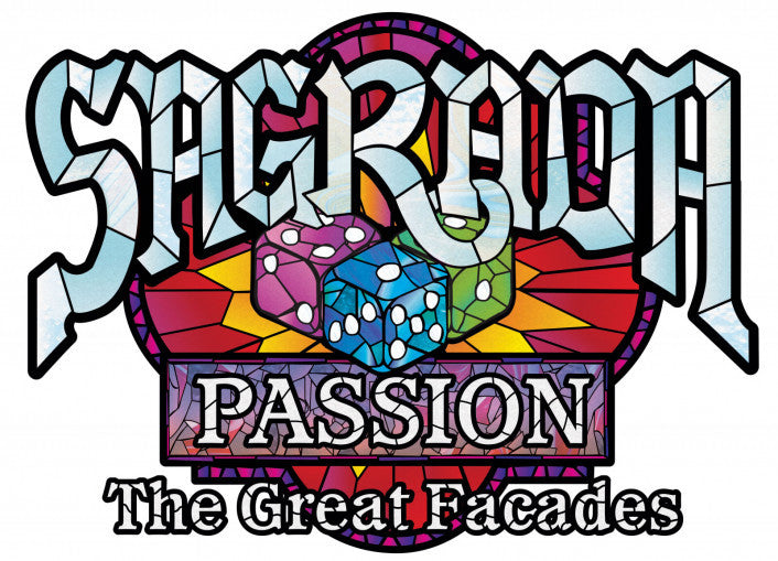 Sagrada: The Great Facades - Passion - Boardom Games