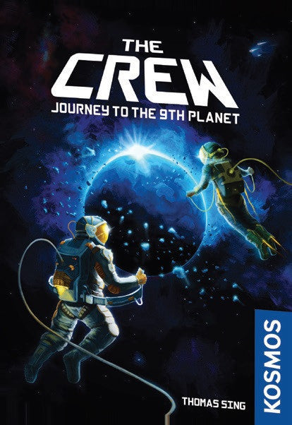 The Crew the Quest for Planet Nine - Boardom Games