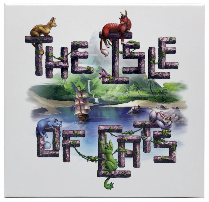 Isle of Cats - Boardom Games