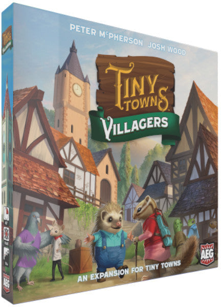 Tiny Town - Villagers Expansion