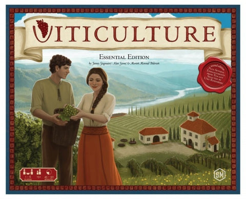 Viticulture - Boardom Games