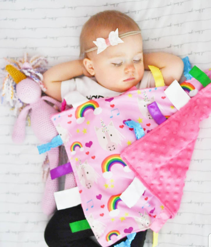 Baby Jack and Company - Learning Lovey Unicorn 14