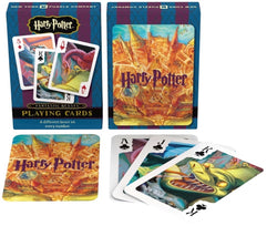 New York Puzzle Company - Harry Potter Beasts Playing Cards