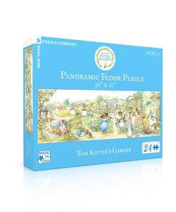 New York Puzzle Company - Tom Kitten's Garden Puzzle