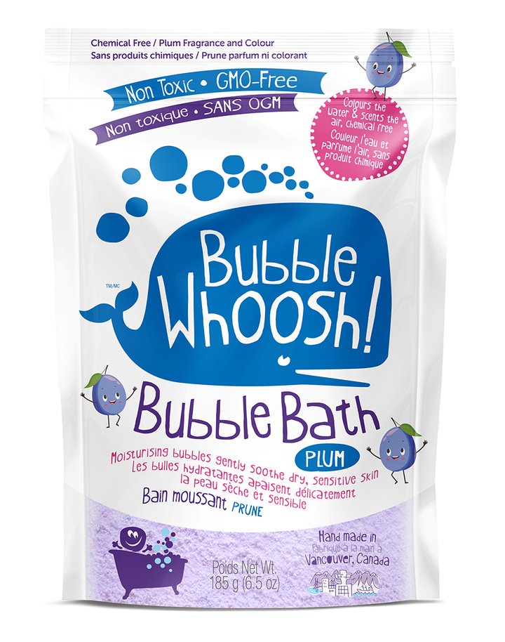 Loot Toy Company - Bubble Whoosh Plum
