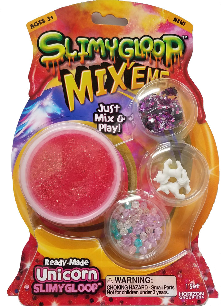 Unicorn Slimy Gloop Mix ems