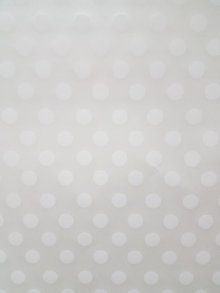 Wedding Dots White