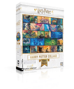 New York Puzzle Company - Harry Potter Collage Puzzle