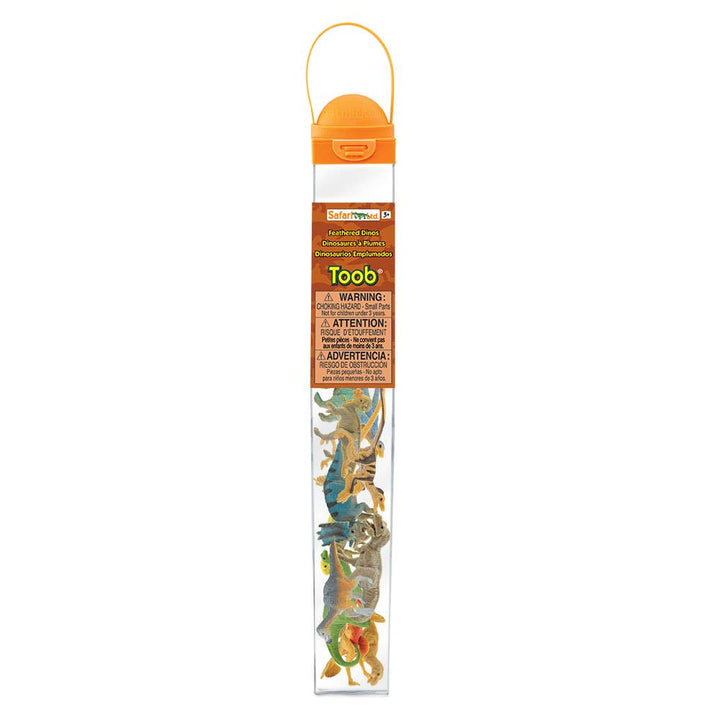Safari Ltd. - Feathered Dinos TOOB® - 681904