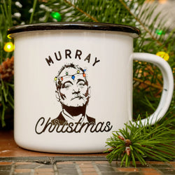 Murray Christmas Bill Murray Love Holiday Camping Mug-16oz