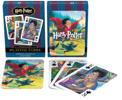 New York Puzzle Company - Harry Potter Characters Playing Cards
