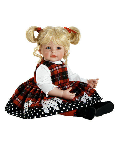 Adora Polka Dot Doggies Baby Doll