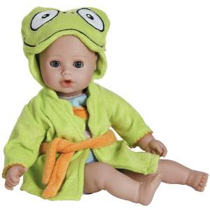 Adora Best Bath time Baby-Frog 13