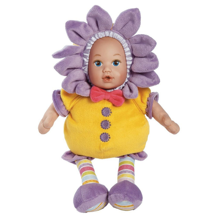 Adora Snuggletime Blooms Baby Doll-Yellow