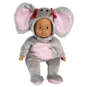 Adora Safari Time Baby Doll-Elephant