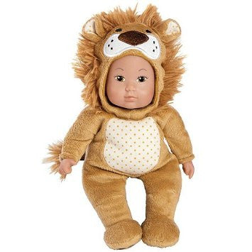 Adora Safari TimeBaby Doll-Lion