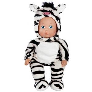 Adora Safari Time Baby Doll-Zebra
