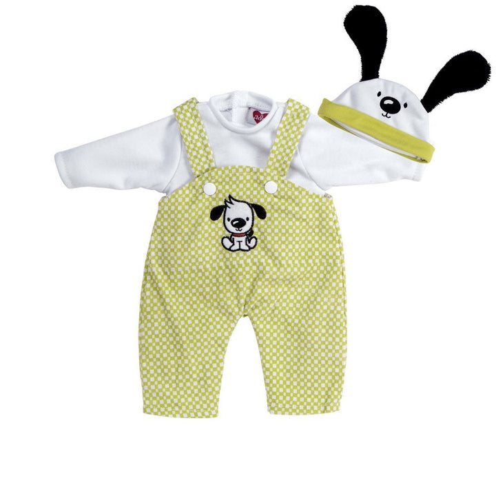 Adora Baby Doll Puppy Play Overalls Outfit