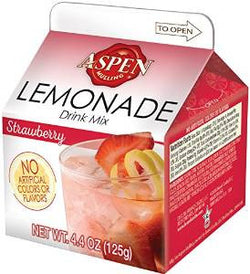 Aspen Mulling Company Lemonade Strawberry